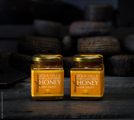 Seka Hills Honey 12 Oz. Jar Grocery - Dry Goods