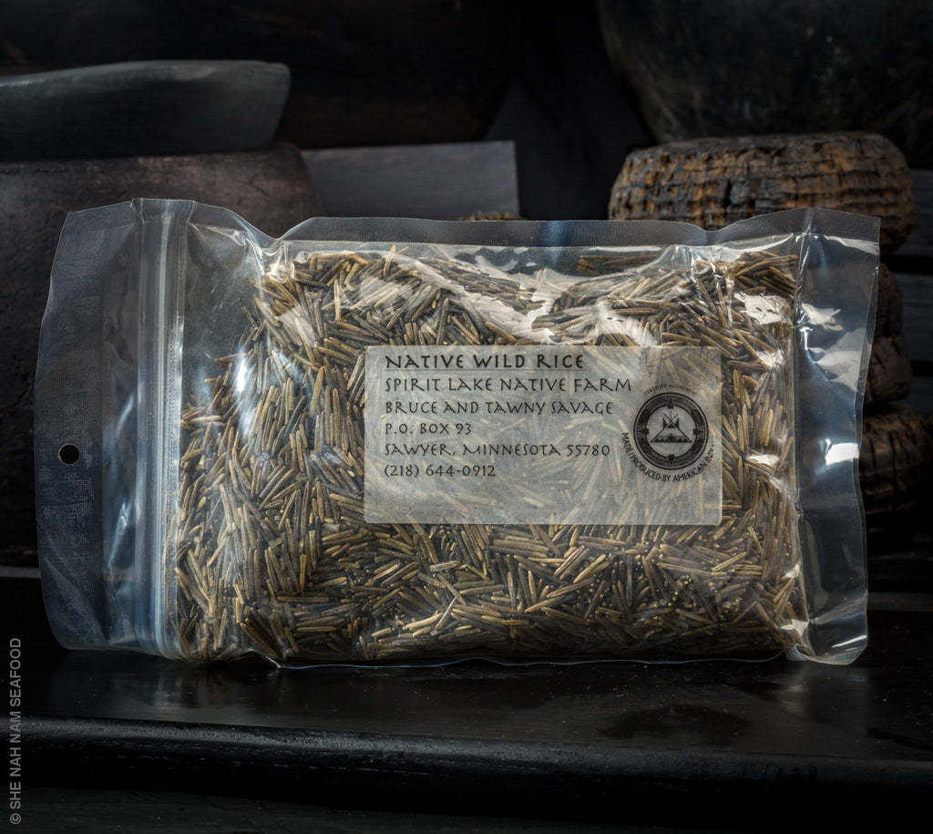 Wild Rice 1 Lb. Pack Grocery Dry Goods Cooking