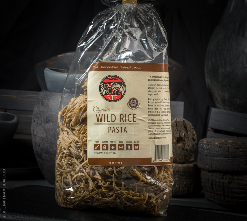 Wild Rice Pasta Grocery Dry Goods Cooking
