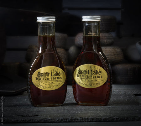 Maple Syrup 8 Oz. Grocery Dry Goods Sweets Dessert