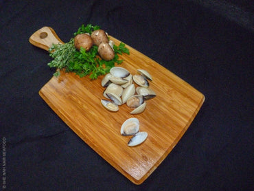 20/30 Ct. Clams Cooked Frozen Whole Shellfish