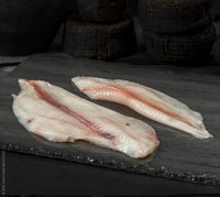 Fresh Dover Sole Fillets Skin Off  By She Nah Nam Seafood Market