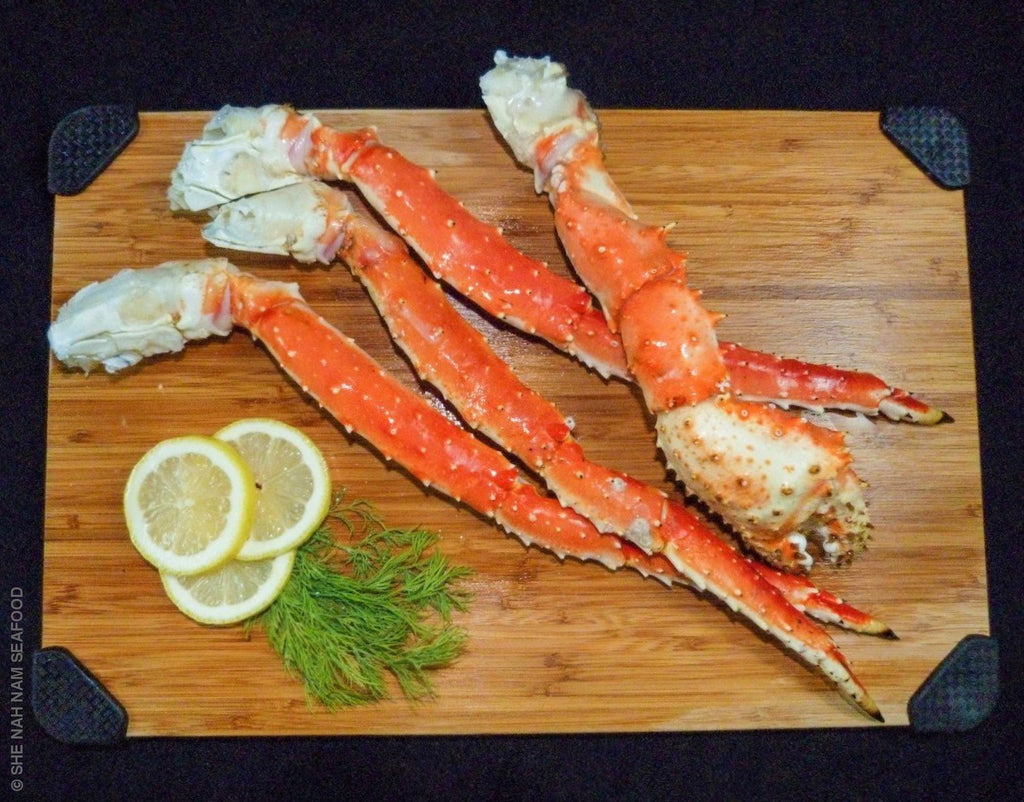 Alaskan Red King Crab 14/17 ($39.41 Per Pound) Shellfish