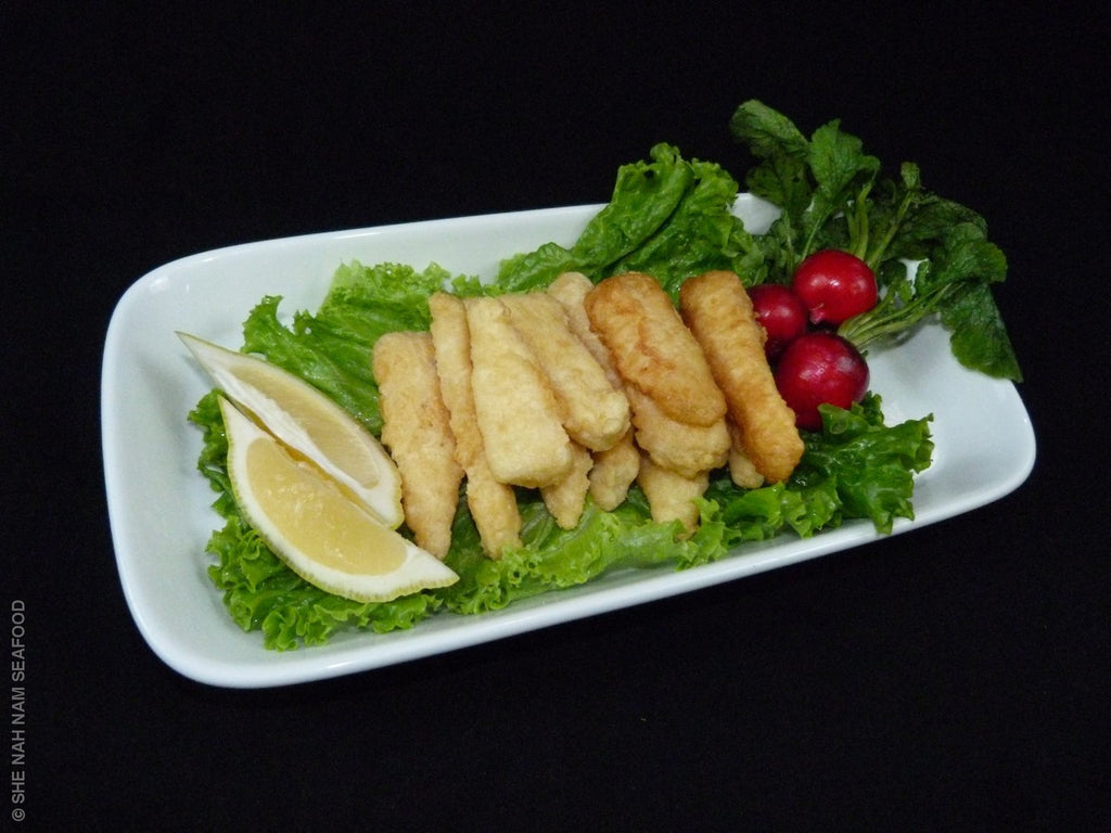 Battered Cod Bites Other Finfish - Fresh