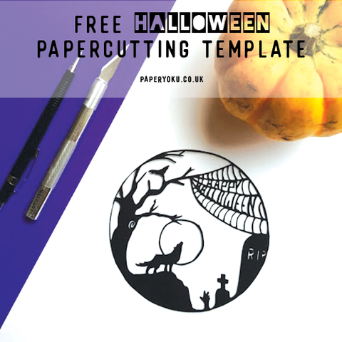 free papercutting template download