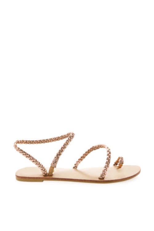 Cyra Sandal - Rose Gold