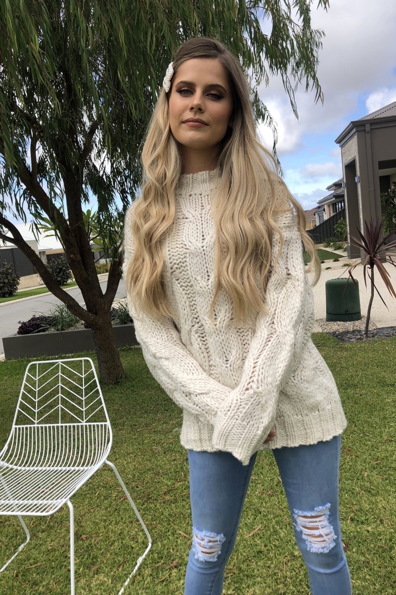 Gracie Jumper