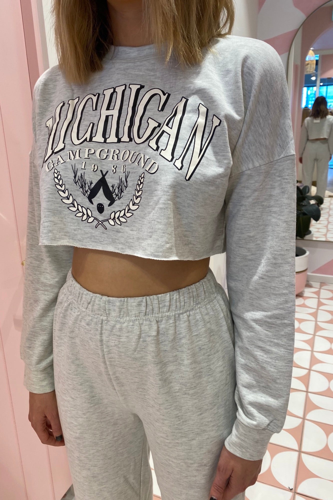 Michigan Tracksuit