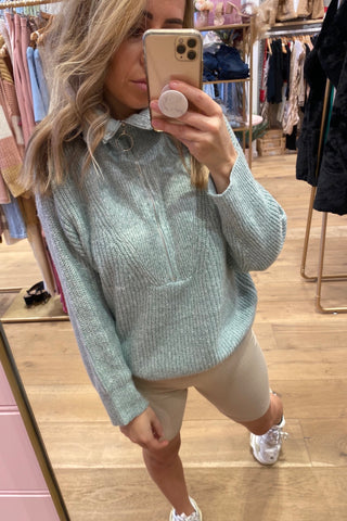 Resolution Sweater