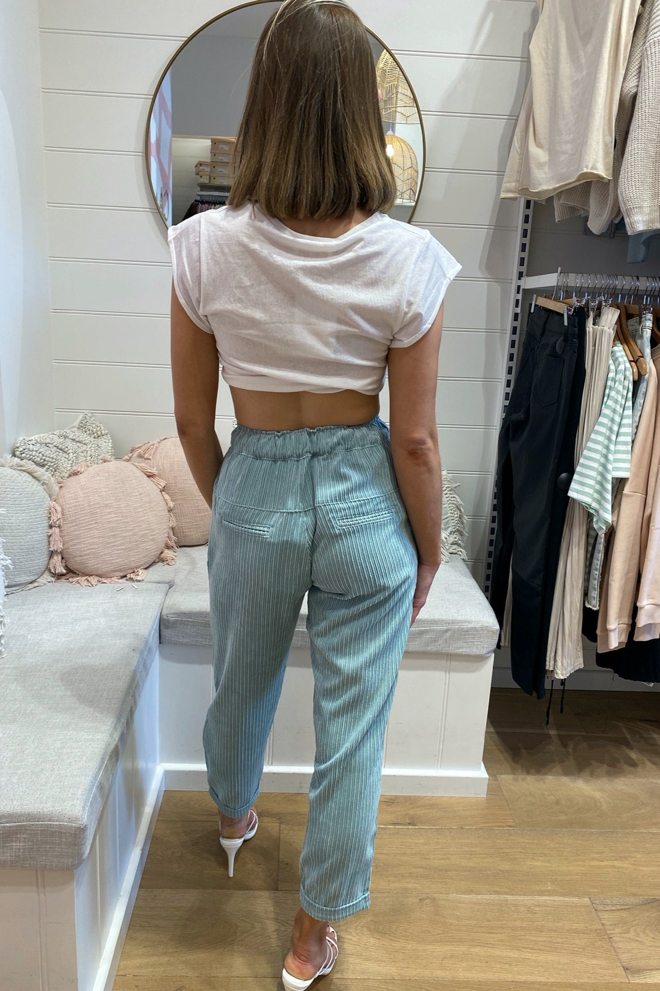 High Road Pant - Spearmint