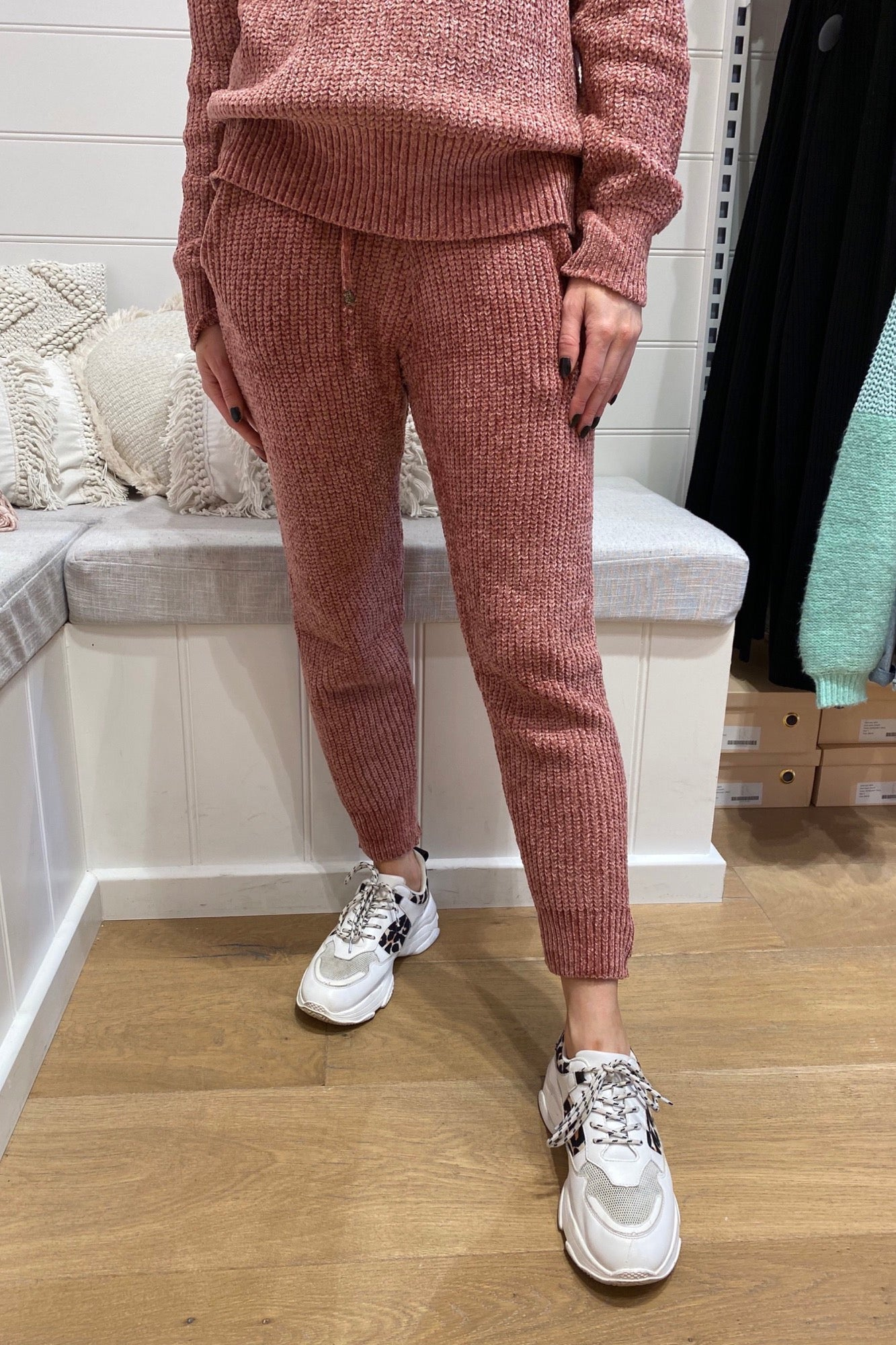 Lover Pant - Rose