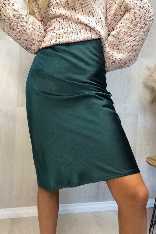 Intermission Skirt - Green
