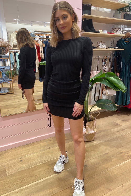 Market Dress - Black
