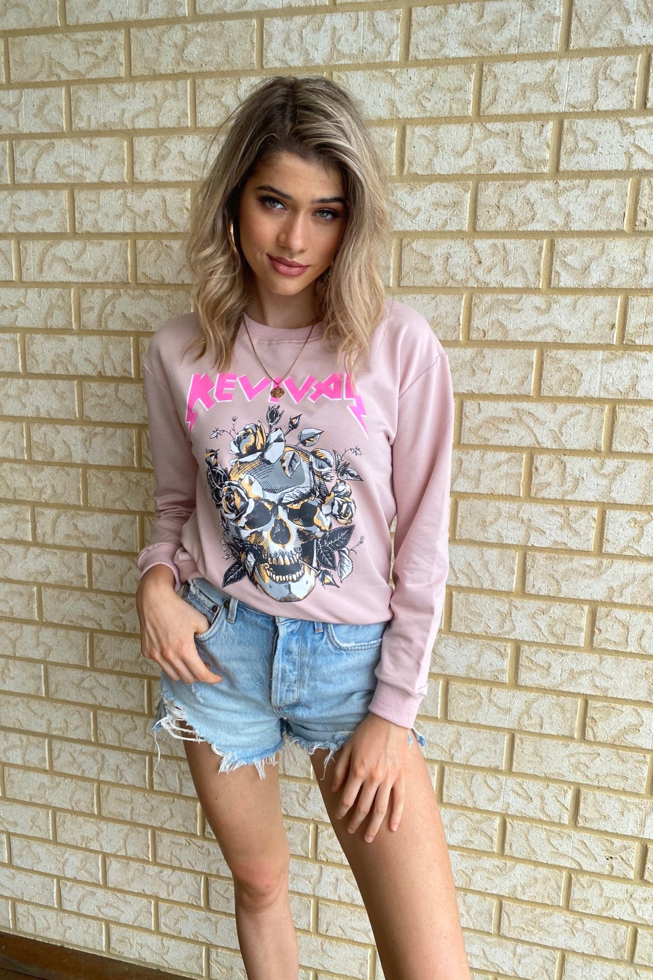 Revival Sweat - Pink