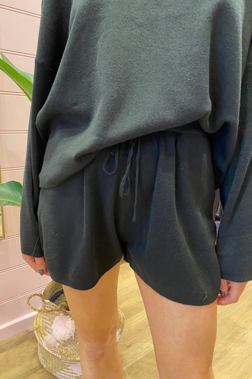 Aden Short - Black