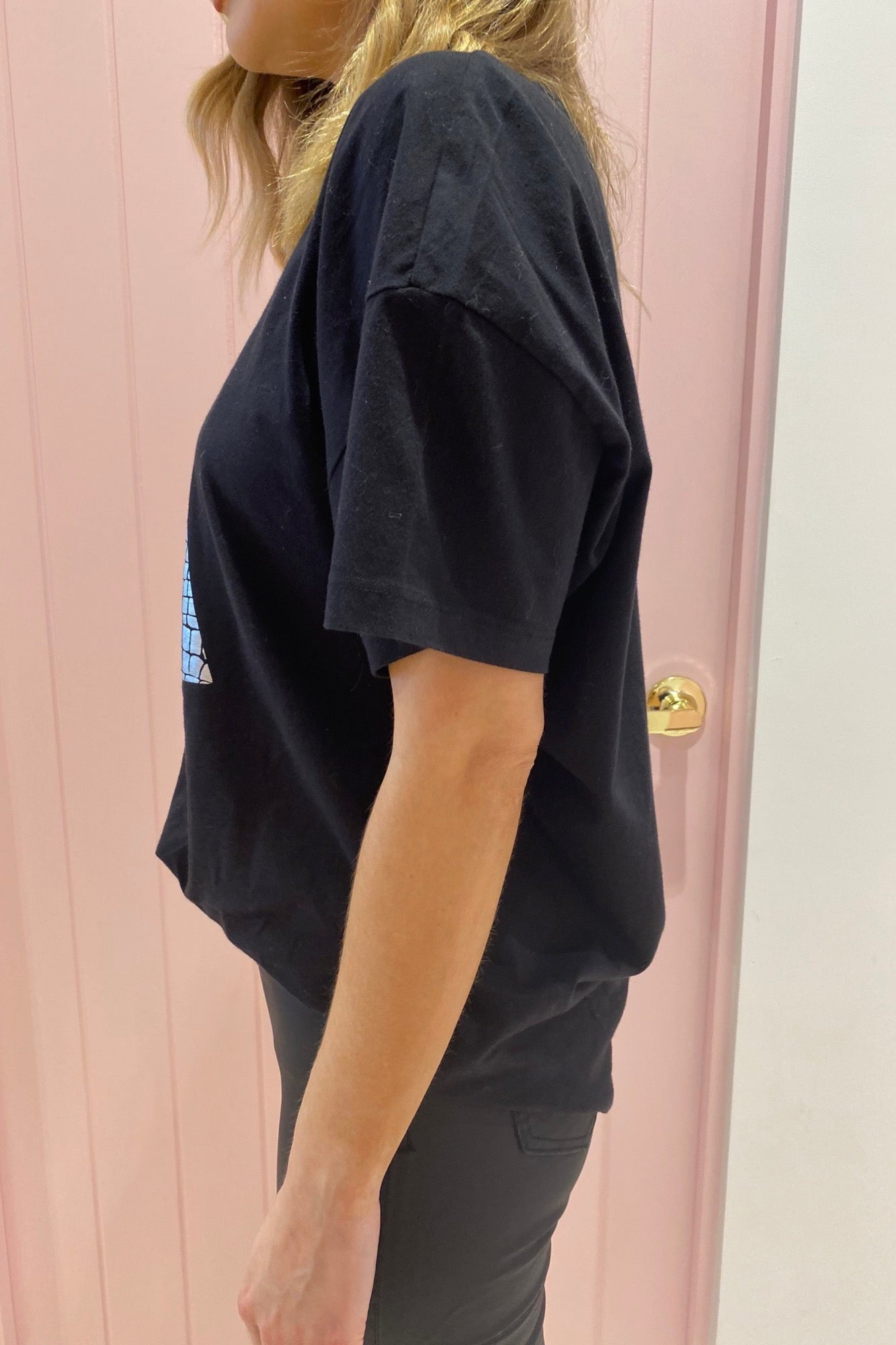 A Vintage Oversized Tee