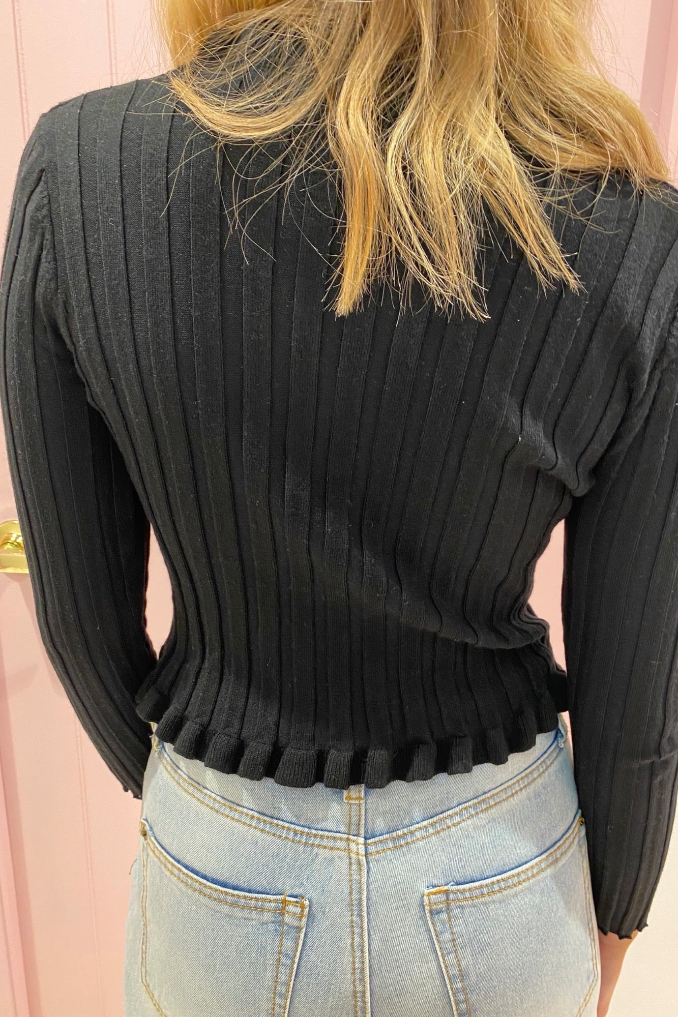 Sammy Knit - Black