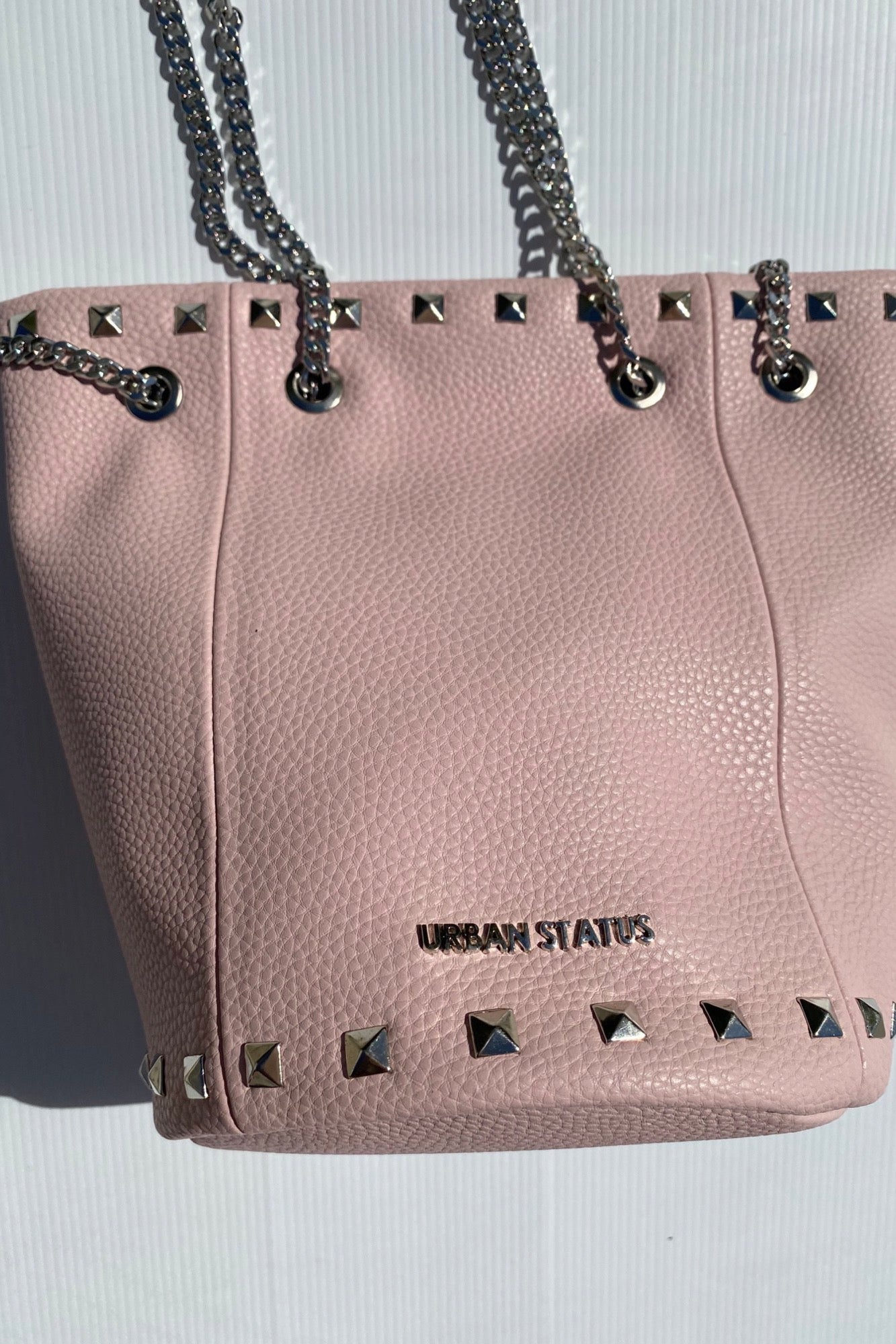 Jagger Bucket Bag - Blush