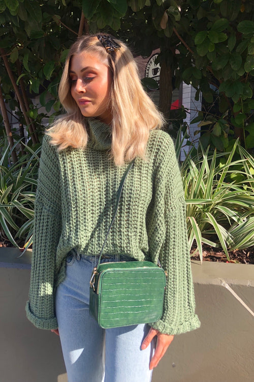 Tully Bag - Green