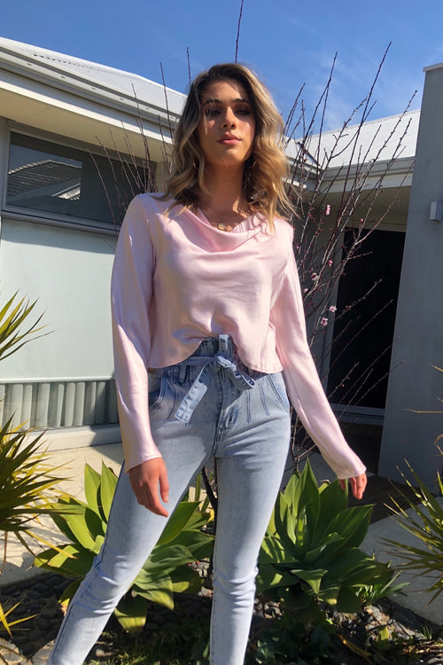 Chic Top - Pink