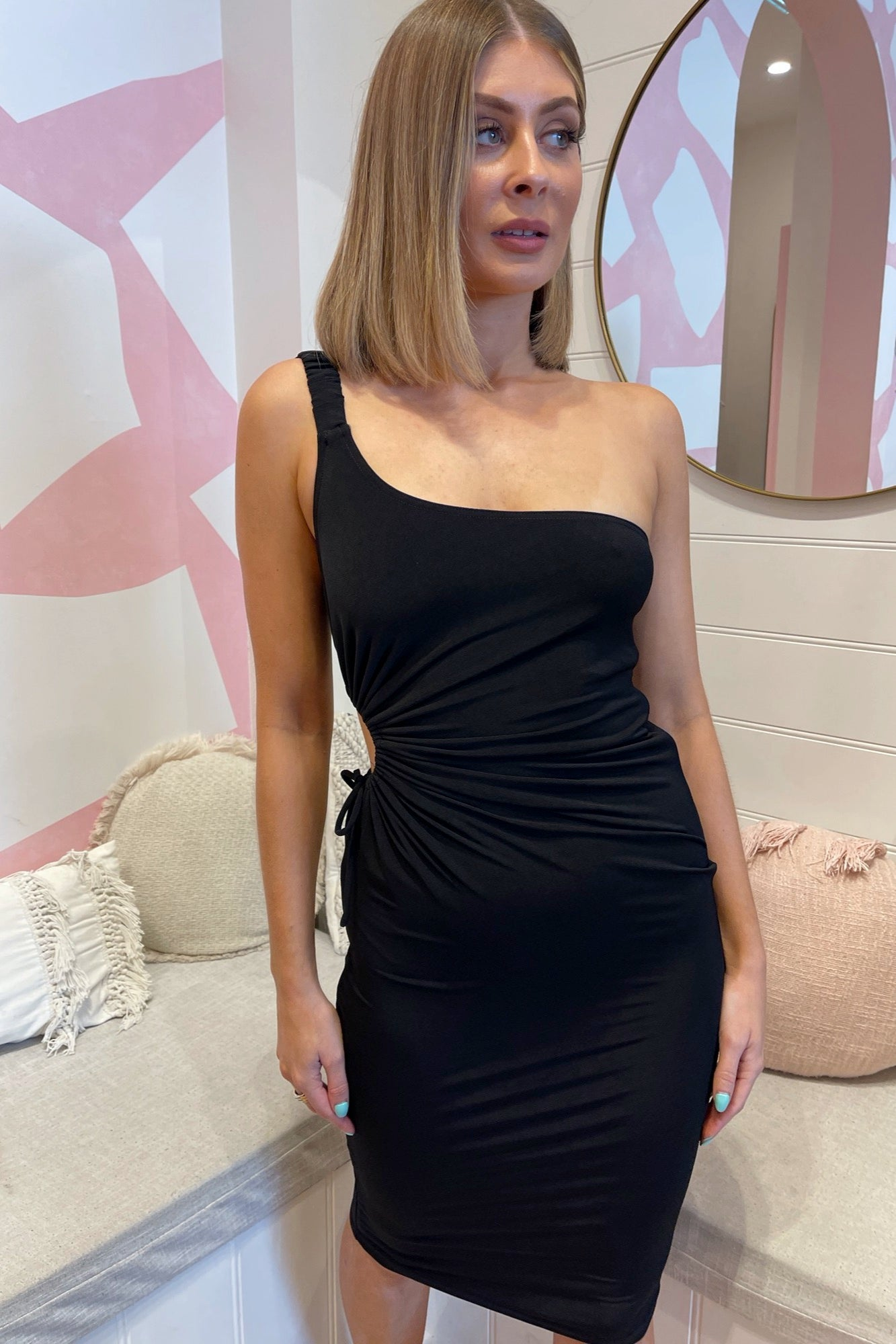 Seymour Dress - Black