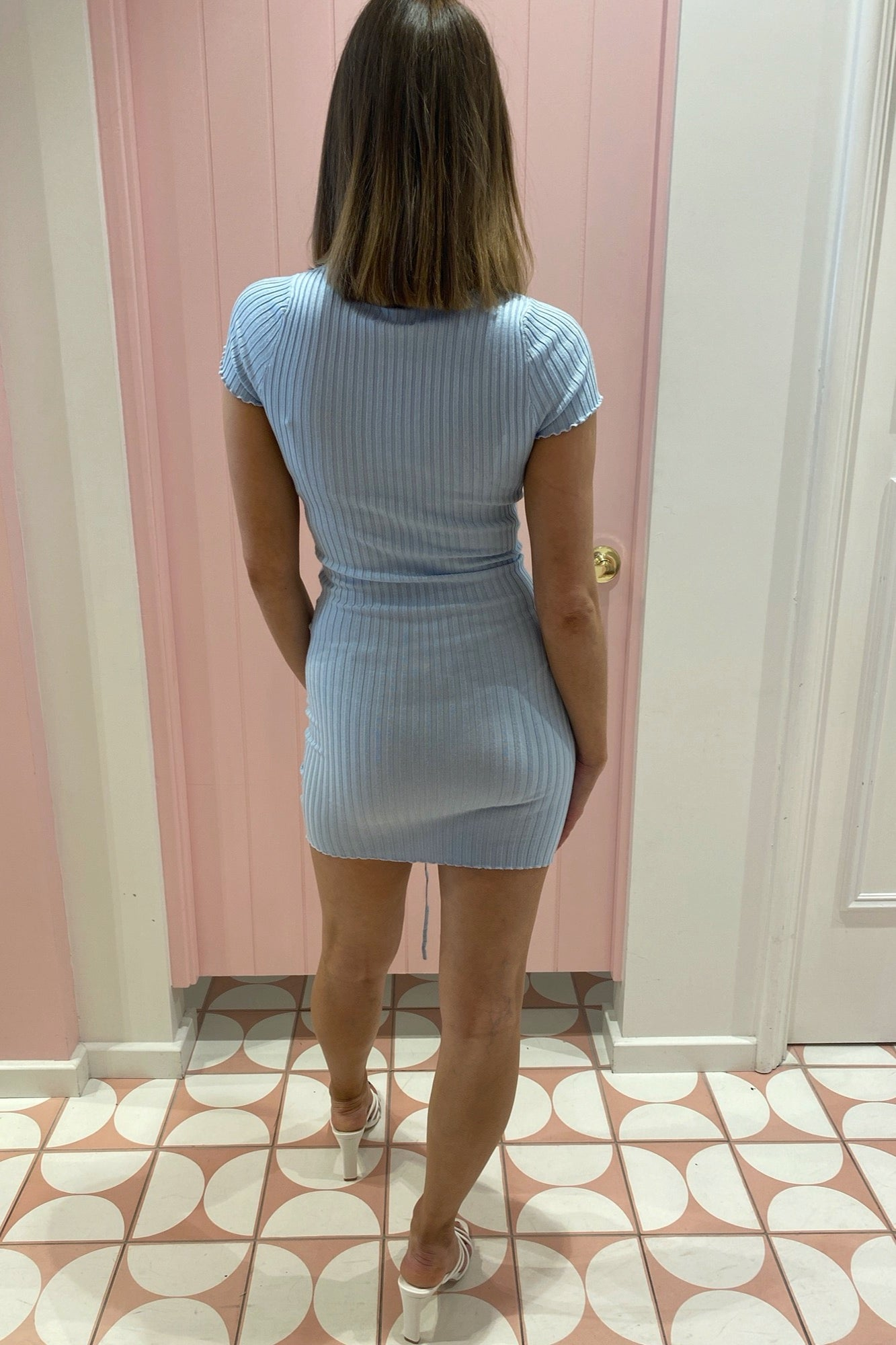Lonely Dress - Blue