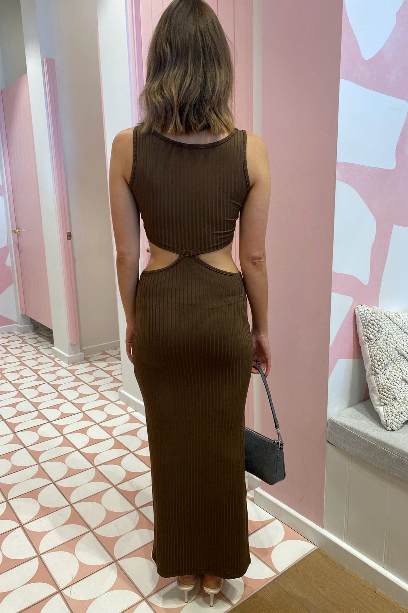 Kate Dress - Chocolate