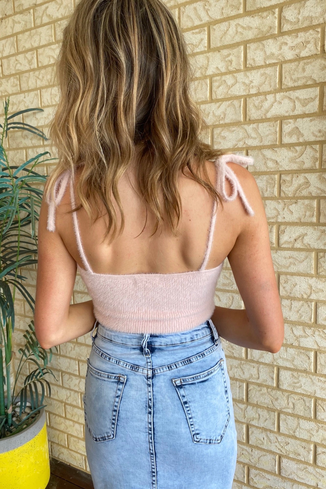 Fletcher Top - Blush