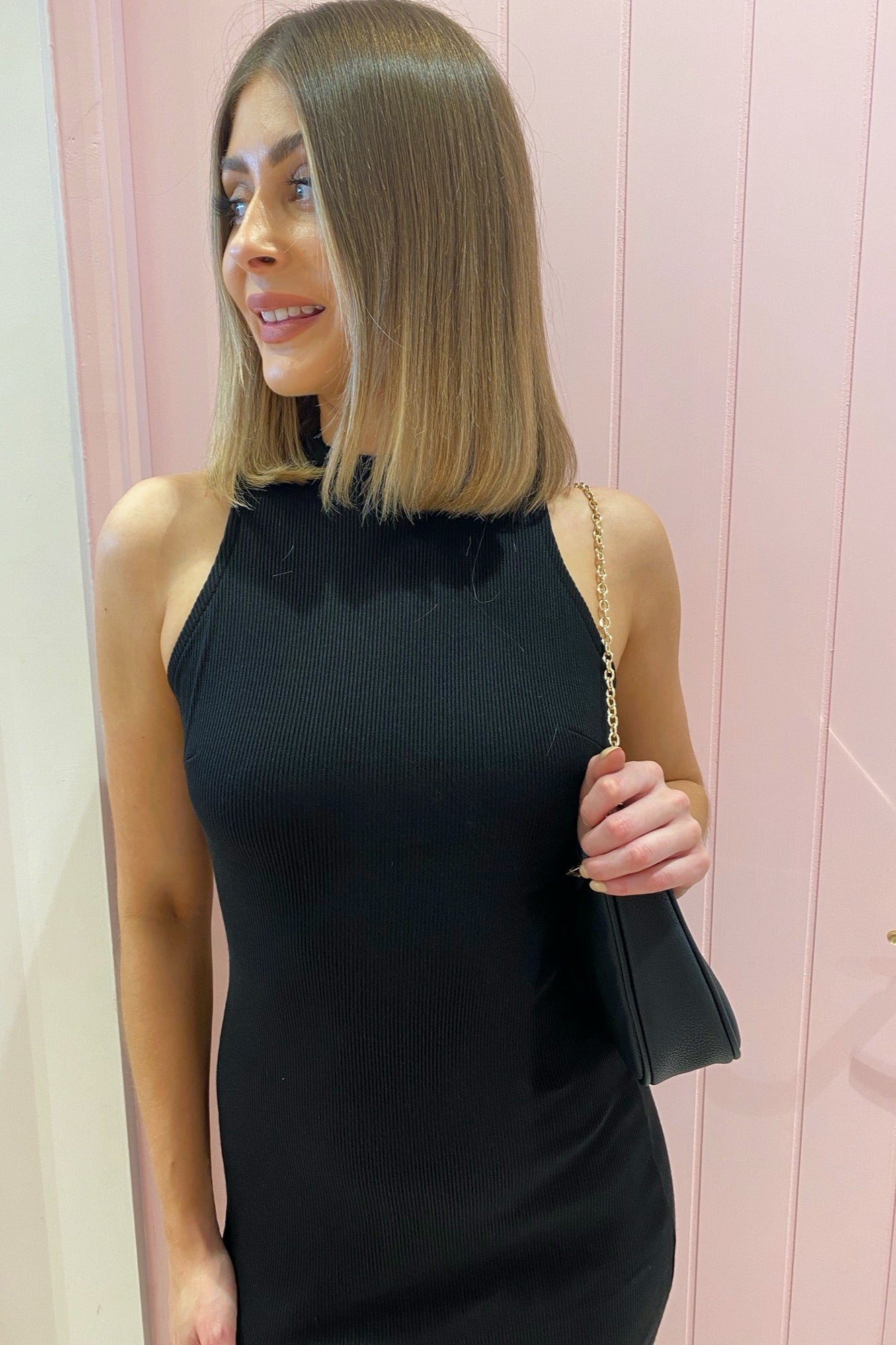 Rach Dress - Black