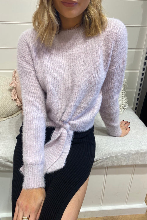 Tiffany Jumper - Lilac