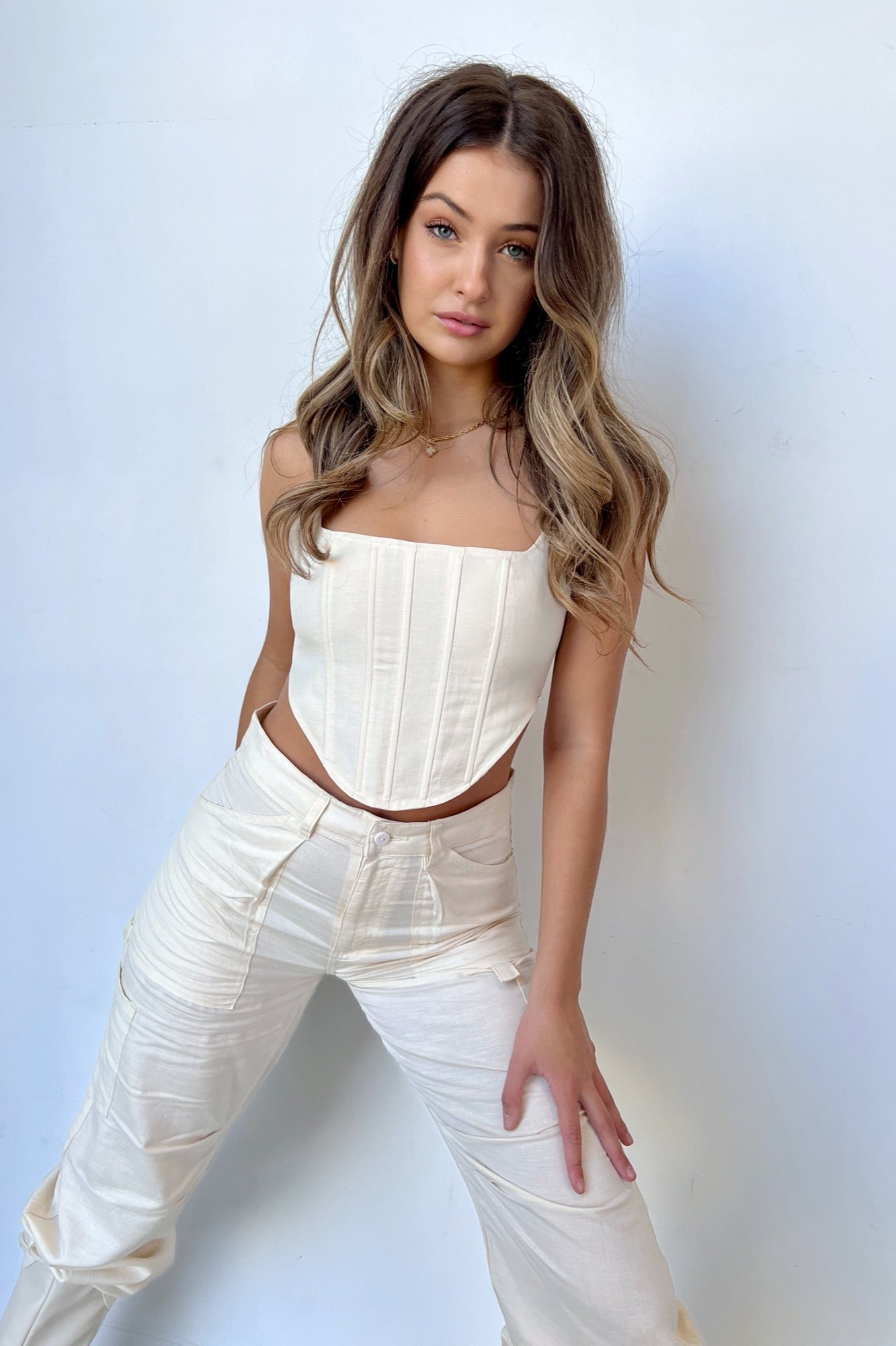Wiley Short - White