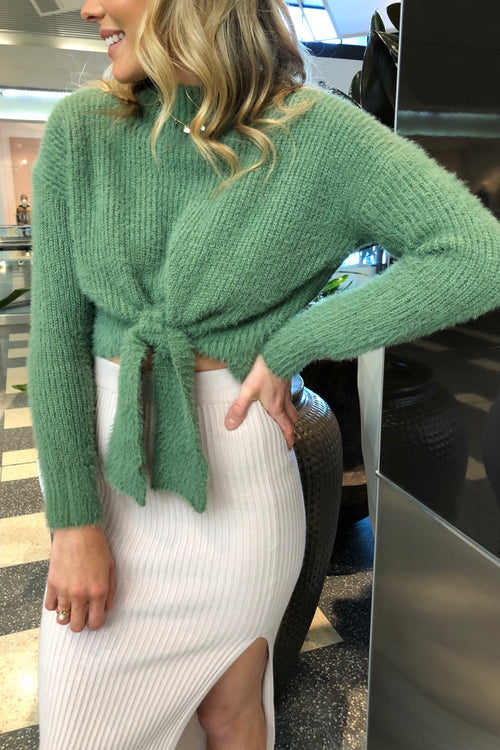 Tiffany Jumper - Khaki