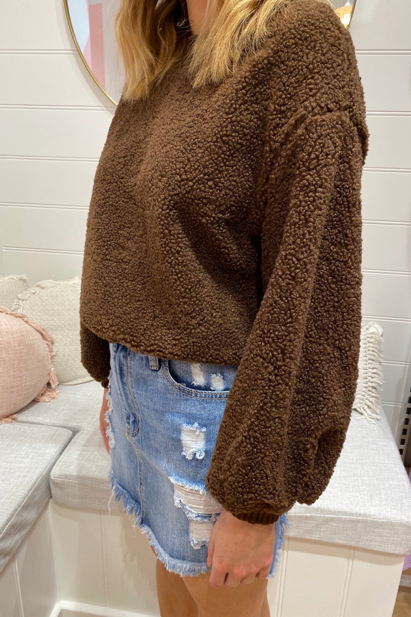 Brownie Jumper