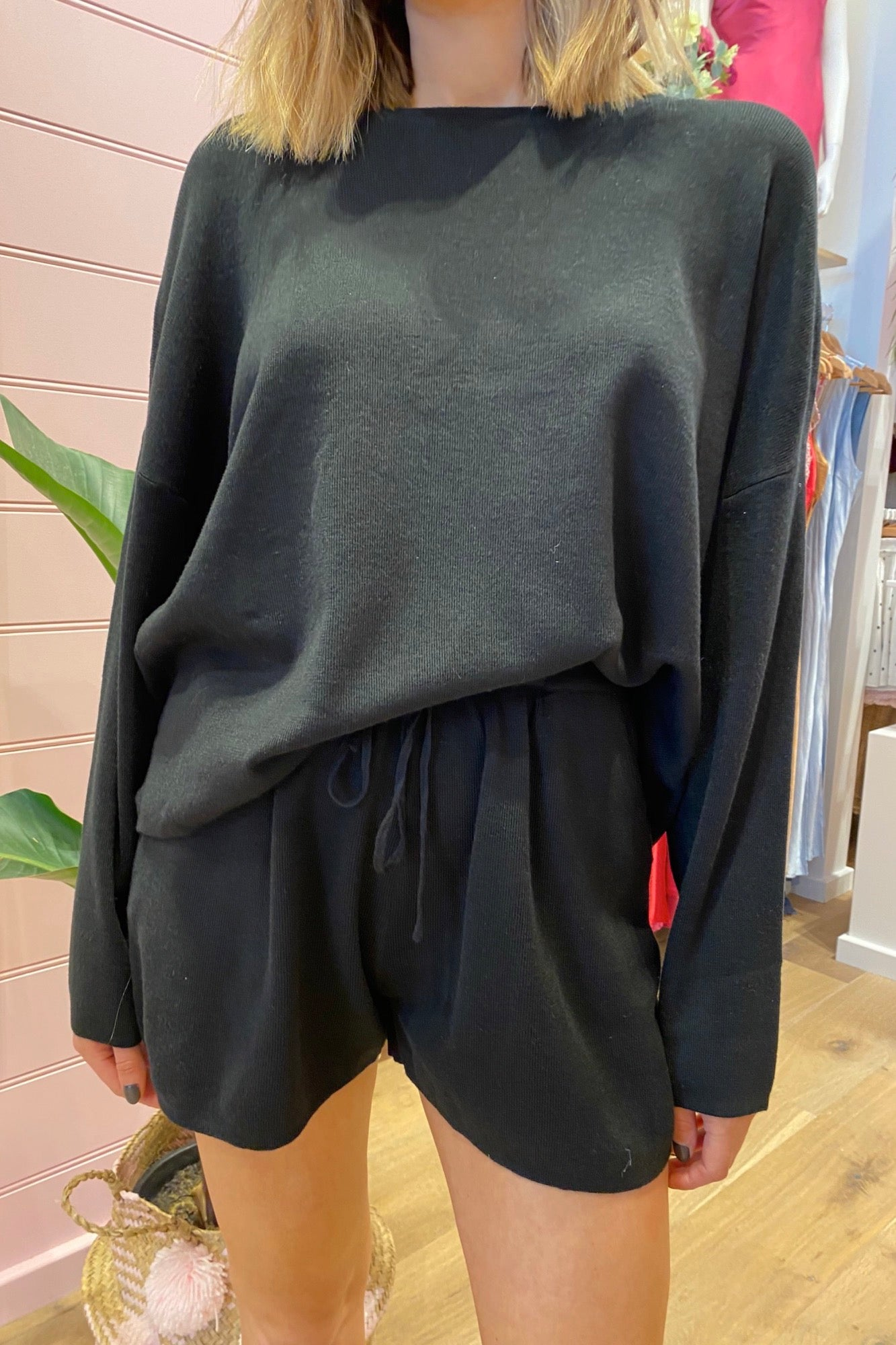 Aden Sweater - Black