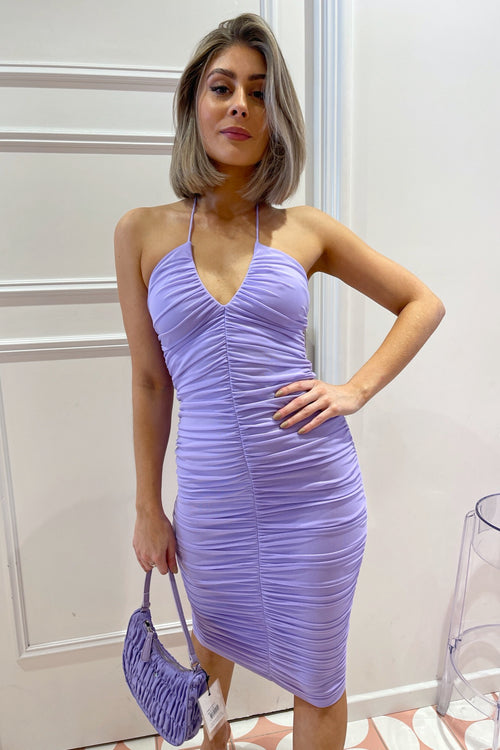 All Hail Dress - Lilac