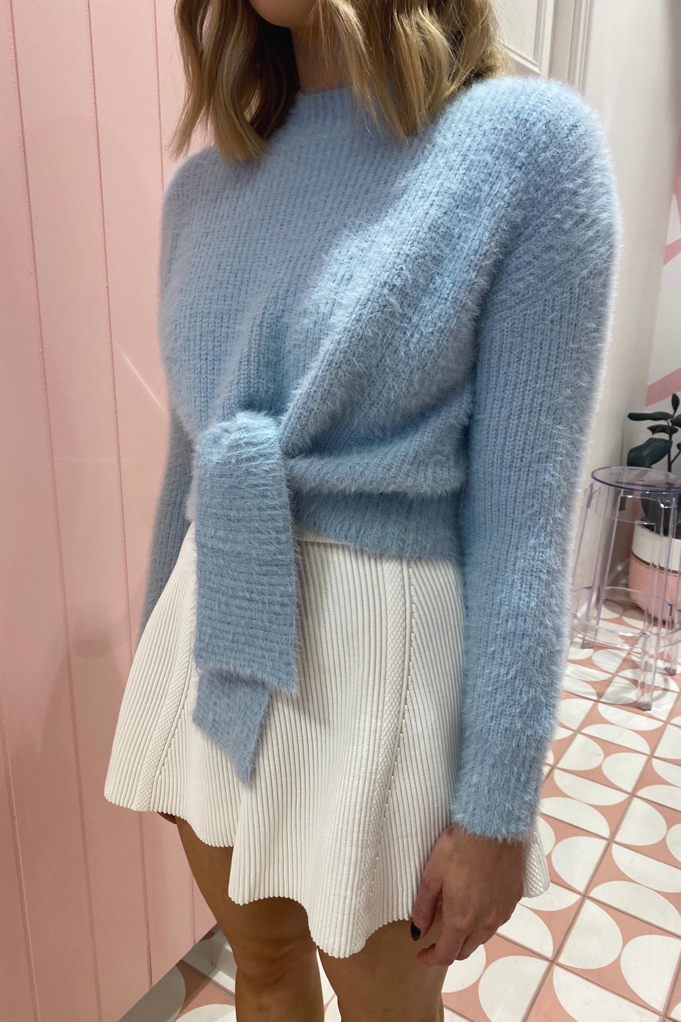 Tiffany Jumper - Blue