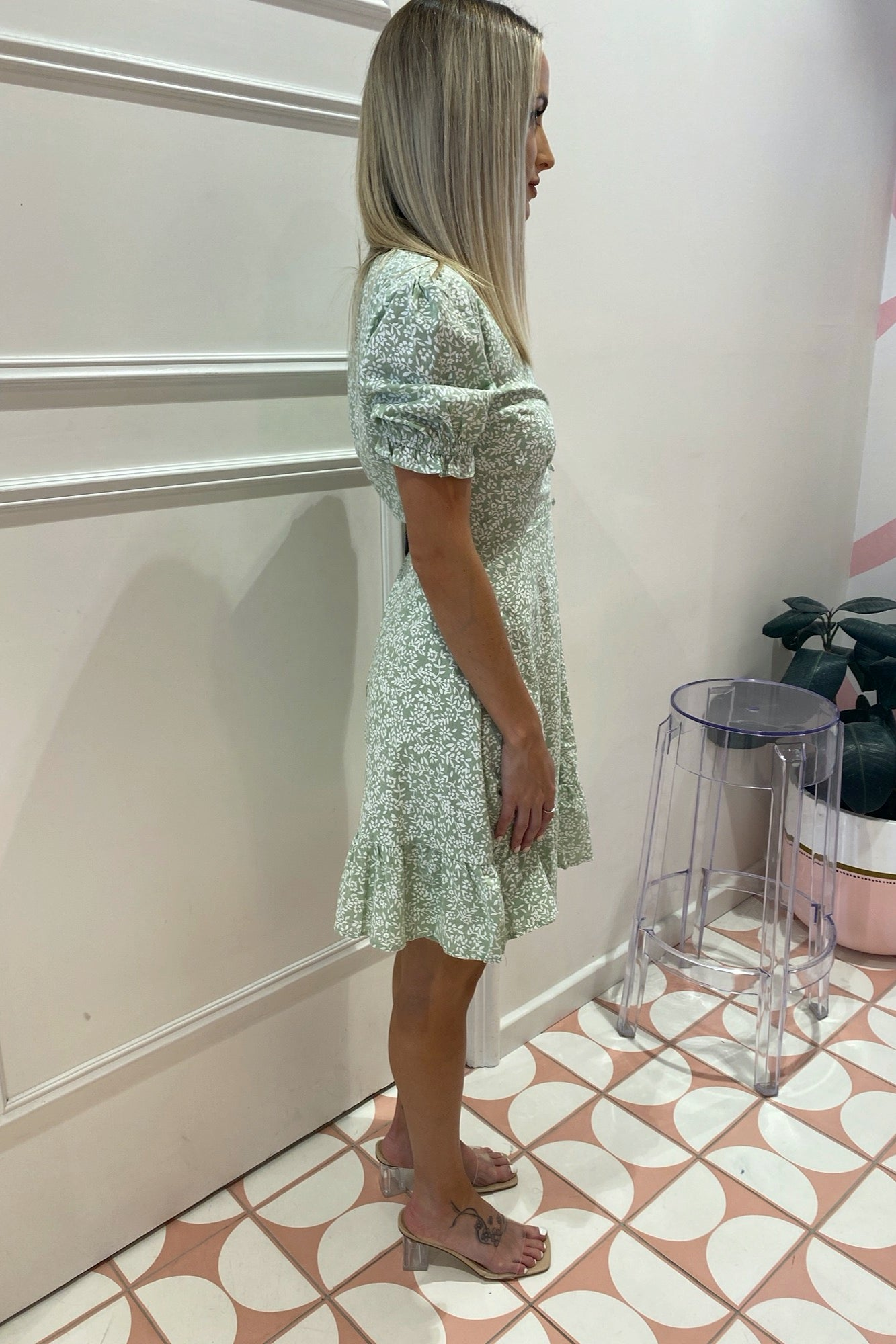 Meadow Lee Dress