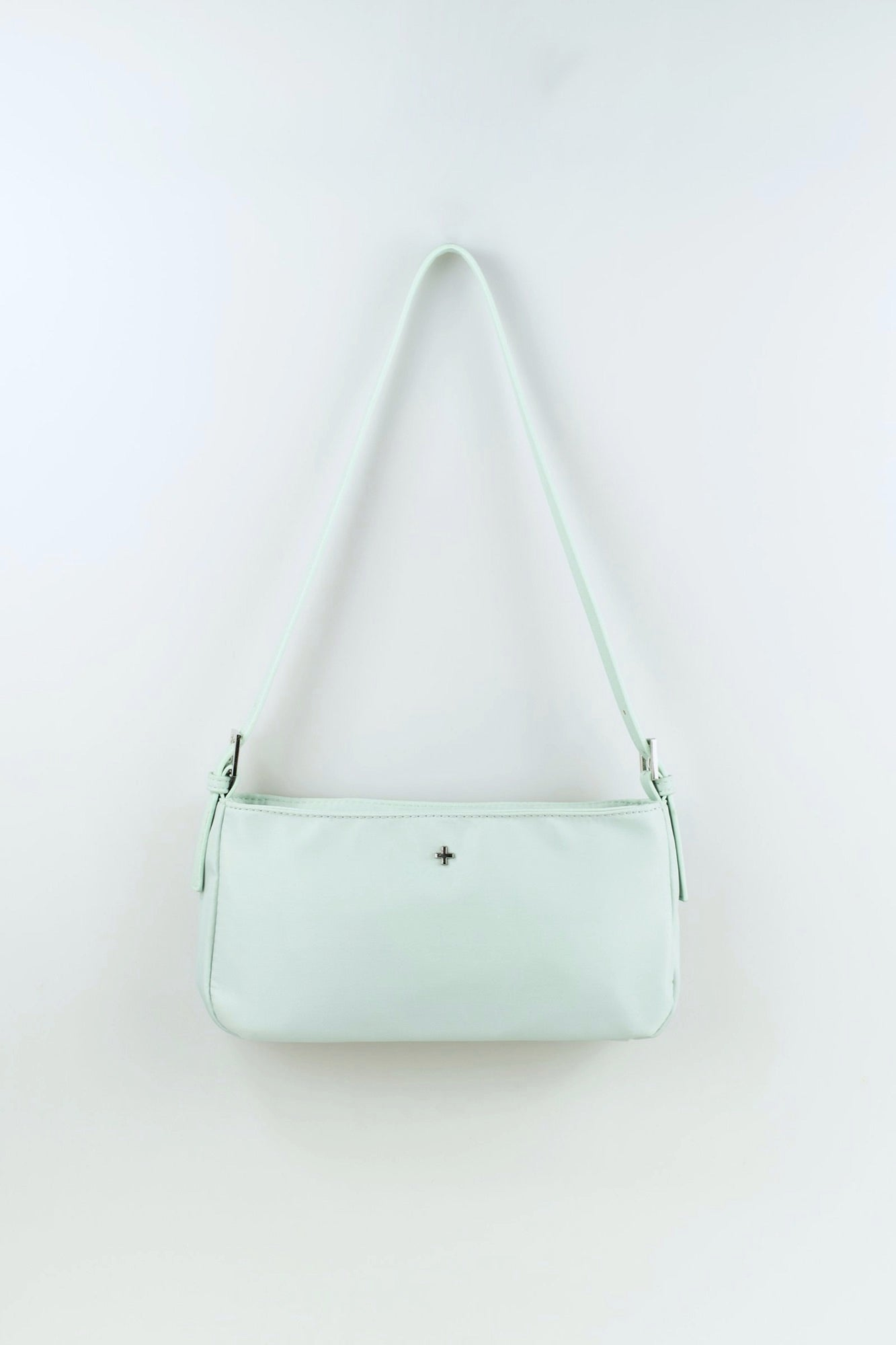 Patience Shoulder Bag - Mint Nylon