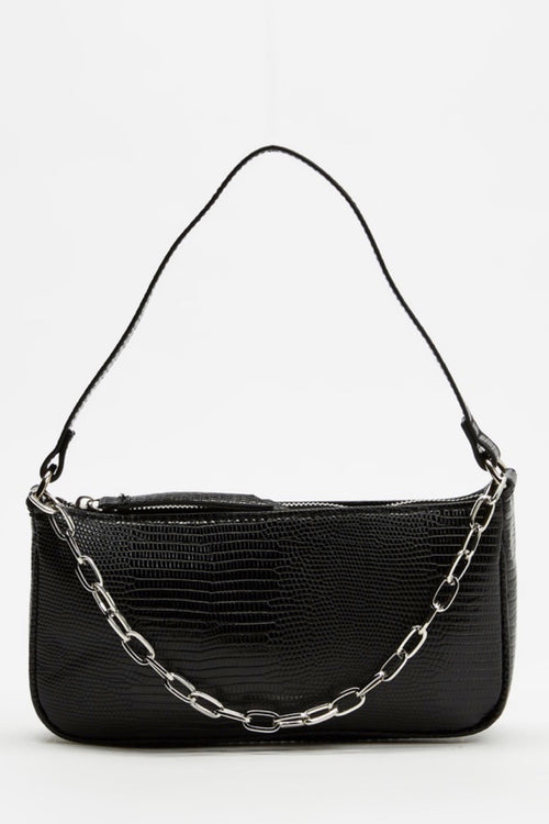Neev Shoulder Bag - Black