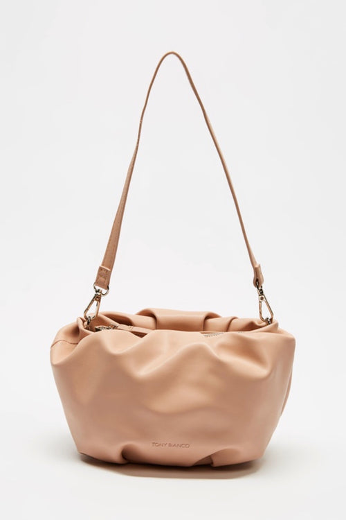 Nelson Shoulder Bag - Nude