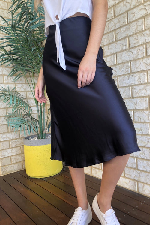 Ocean Deep Skirt - Navy