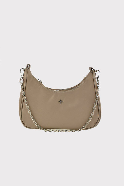 Paloma Mini Bag - Cappucino Nylon