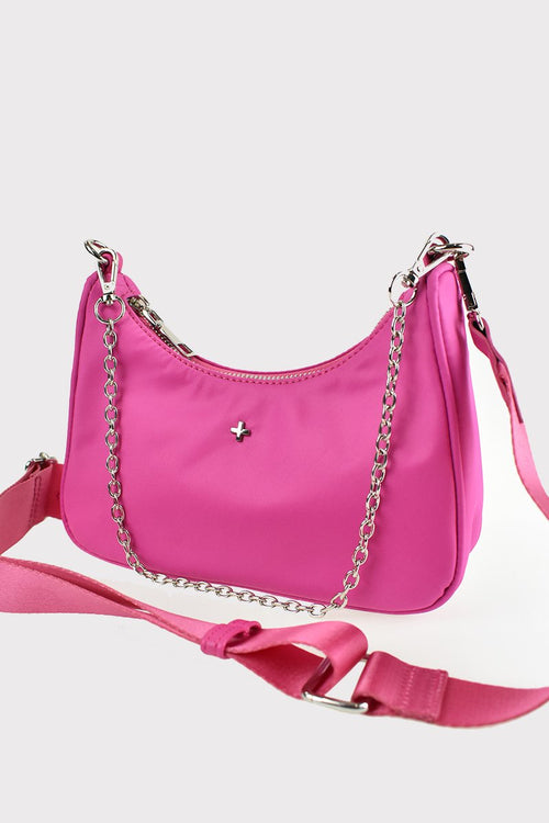 Paloma Mini Bag - Hot Pink Nylon