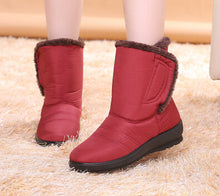 Snow Boots Winter Warm Non-slip Waterproof Casual Cotton