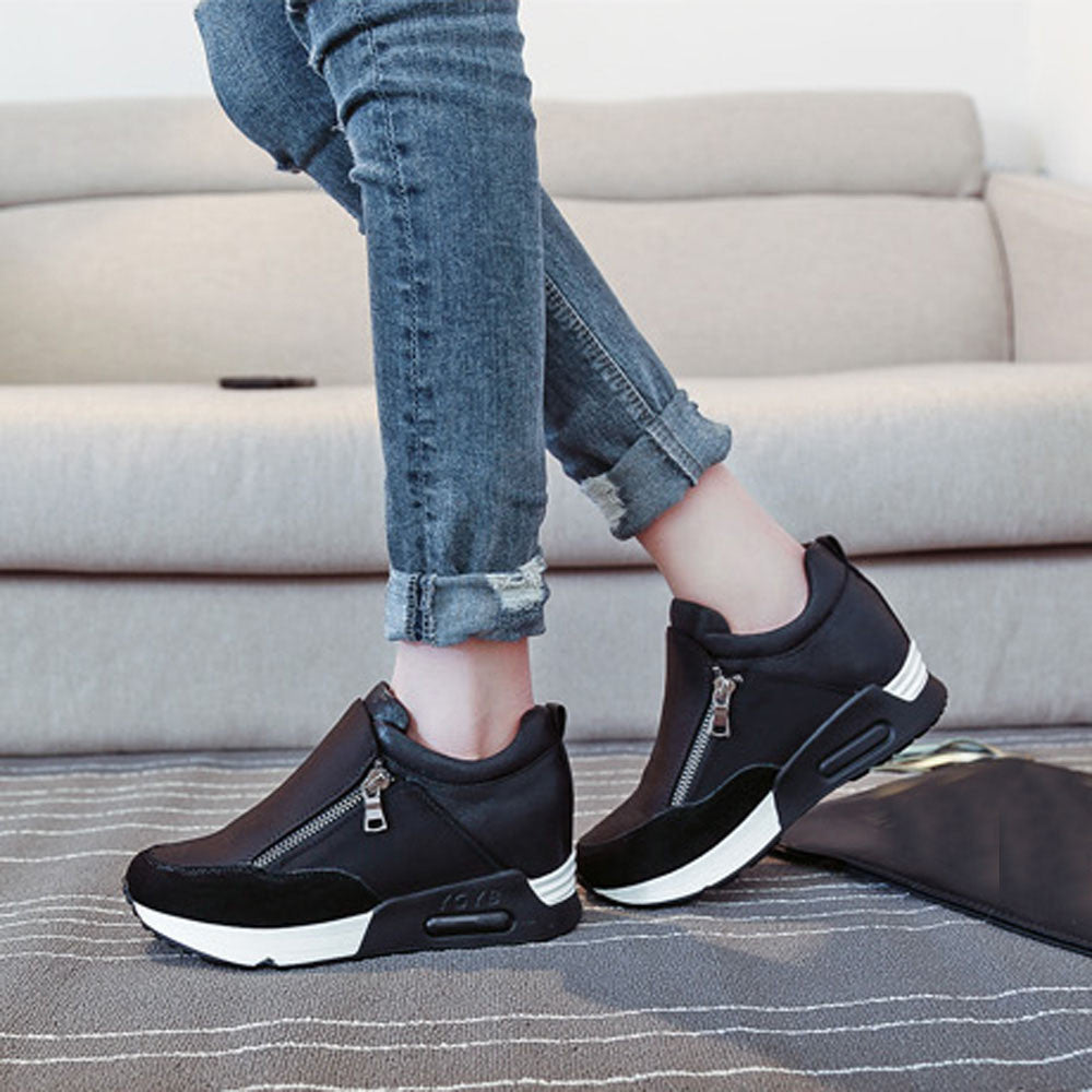 Fashion Sneakers Sports Running Hiking Thick Bottom Platform
