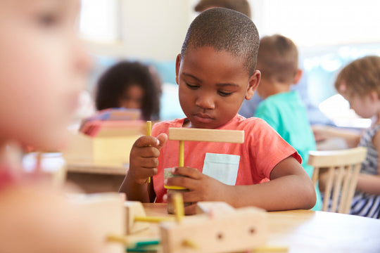 This is why you should use the Montessori Method