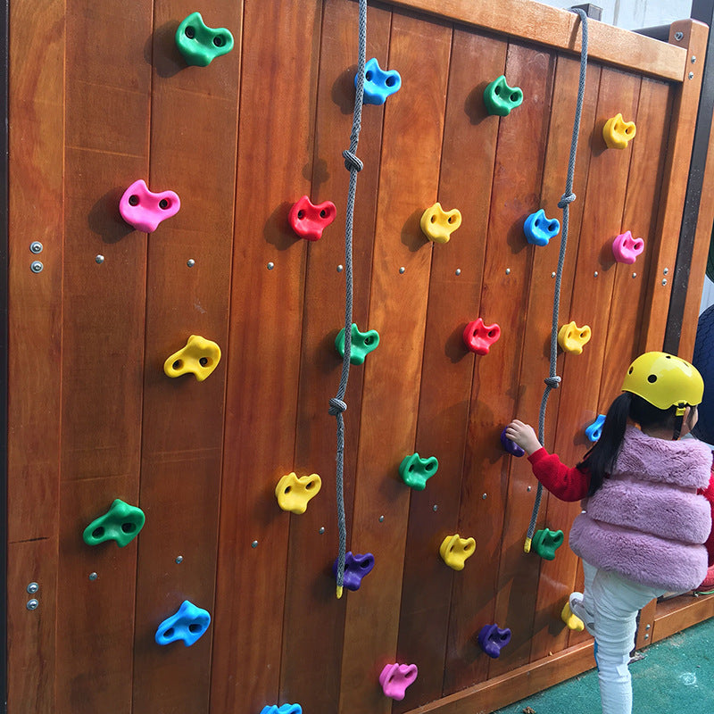 Rock Climbing Wall Set