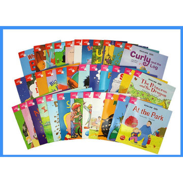 35 PCS Early reader Set