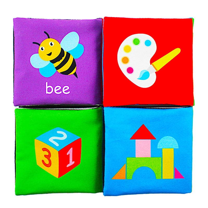 Set of 4 Sensory Stimulation Mega pack
