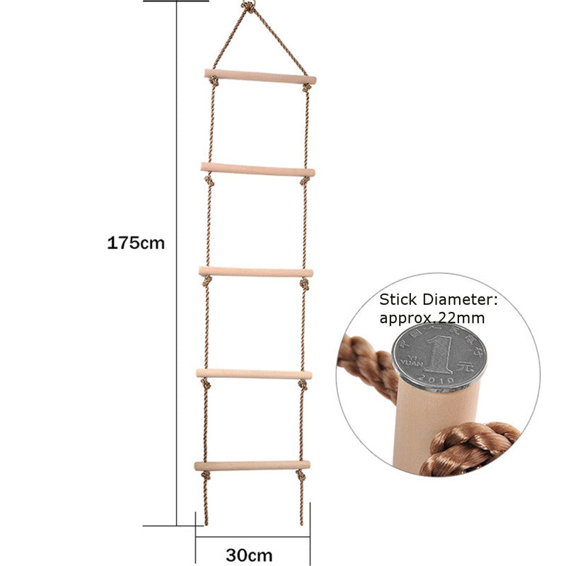 Outdoor Rope Ladder